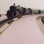 16.35 auf 700 Durchmesser 1mm Überhöhung N28 Zug