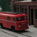 Rüstwagen Wiener Verkehrsbetriebe