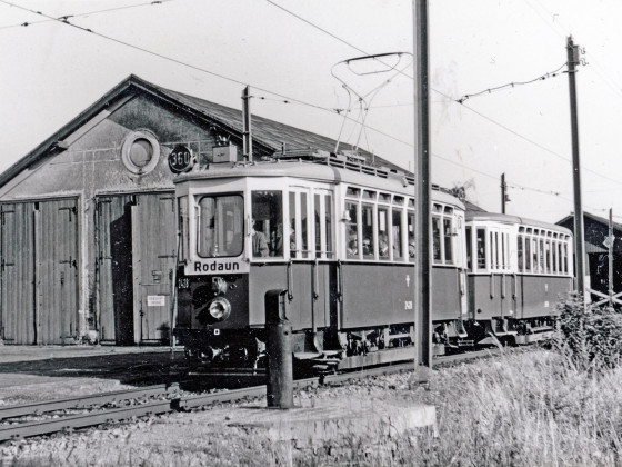 Betriebsbahnhof Perchtoldsdorf