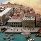 Venedig mit Seufzerbrücke