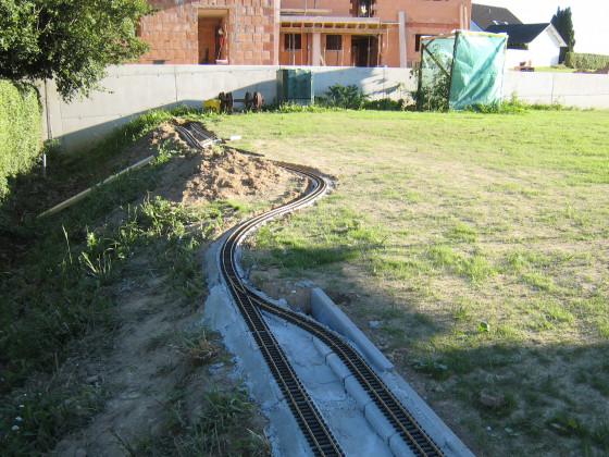 Gartenbahn Kremsmünster
