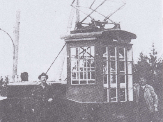 LB-PH Ursprungsausführungen der Lokomotiven E1-E3