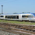 Strasbourg X 73744 Ligne des Hirondelles GL 300813
