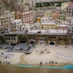 Italien - Strand ohne Urlauber