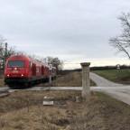 Railchecker am Schweinbarther Kreuz