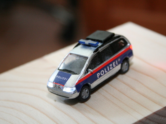 Polizei Sharan