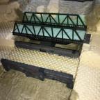 Zweite Brücke für zweite Strecke