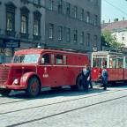 Werkstättenwagen Wiener Verkehrsbetriebe