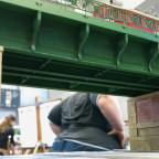 Artbeeren Stadtbahnbrücke